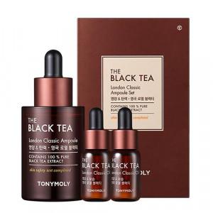 TONYMOLY The Black Tea London Classic Ampoule set 30ml+5ml*2ea
