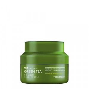 TONYMOLY The Chok Chok Green Tea Gel Cream 60ml