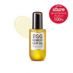 [SALE] TOO COOL FOR SCHOOL Egg Remedy Hair Oil 100ml