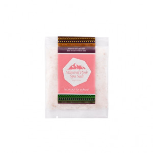 TOO COOL FOR SCHOOL Mineral Pink Spa Salt 50g