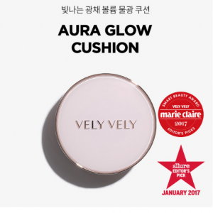 [SALE] VELYVELY Aura Glow Cushion 17g*2ea