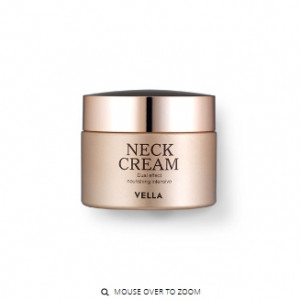 [SALE] VELLA Neck Cream Dual Effect Nourishing Intensive 50ml