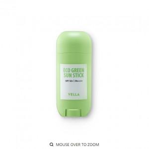 [SALE] VELLA Eco Green Sun Stick SPF 50+, PA+++ 16g