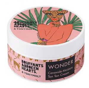 BOUFFANTS&TONYMOLY Wonder Ceramide Moisture Tan Tan Cream 300ml